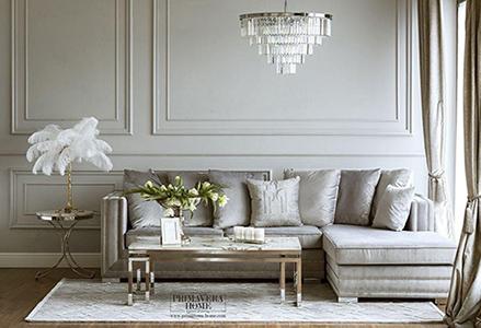 Nero Sofa glamour