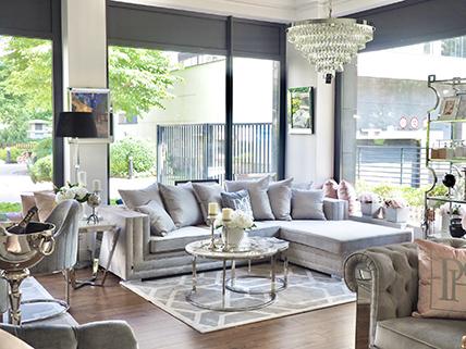 Elegancka i nowoczesna sofa NERO