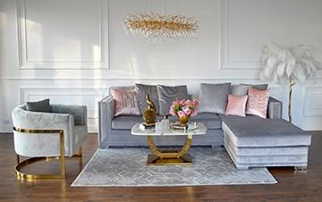 furniture glamour