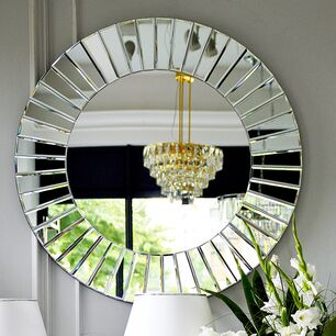 New York style decorative mirror glamour SORENTO