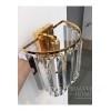 New York Glamour Kristall Wandlampe GLAMOUR XS GOLD