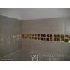 Mozaika szklana Diamentowa Złota MIX BELLA