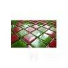 Glass mosaic pink green mix Melissa