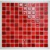 Mozaika Szklana Czerwona mix Gabriella