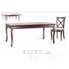Klassischer Holztisch mit Klappfunktion Loren