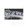Glamour-Kristall-Kronleuchter  ECLIPSE M