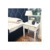 Spiegel-Nachttisch für New York Dolores Glamour-Schlafwagen