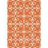 GEOMETRIC RESOURCE Tapeta geometryczna w stylu nowojorskim angielskim amerykańskim BIAŁA SZARA CZARNA NIEBIESKA CZERWONA ZIELONA POMARAŃCZOWA