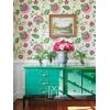 BRIDGE HAMPTON New York style geometric wallpaper American style American style WHITE GREY GREEN
