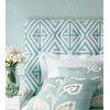 BRIDGE HAMPTON Tapeta geometryczna w stylu nowojorskim angielskim amerykańskim BIAŁA SZARA NIEBIESKA ZIELONA SREBRNA