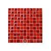 Mozaika Szklana Diamentowa Czerwona Kristina