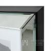 Glamour style mirror frame photo frame