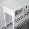 Mirror console New York dressing table with drawers ELEGANCE