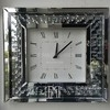 Mirror wall clock MARTIN
