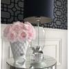Keramik-Blumentopf weiß Lene Bjerre 20 cm
