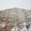 Upholstered quilted ceiling Colette EMERALD