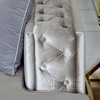 Glamour upholstered sofa, modern QUEEN