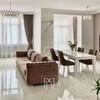 Stół drewniany biały rozkładany do jadalni glamour , wysoki połysk nowoczesny ekskluzywny ELEGANCE