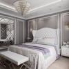 Glamour-Polsterbett gesteppt VALENTINO