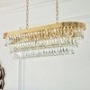 Glamour chandelier MONACO XL