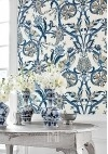 BRIDGE HAMPTON New York style geometric wallpaper American style American style Black White Blue GREEN