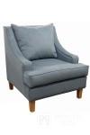 Upholstered chair Brandon modern classic style modern