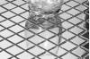 Glass mosaic Silver A118 super shine