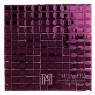 Glass mosaic Diamond Anna Jointless