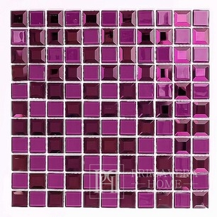 Glass mosaic Diamond Katie Jointless