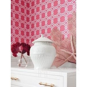 GEOMETRIC RESOURCE New York style geometric wallpaper American style New York style American White Coal Blue Brown RED GREEN Pink YELLOW