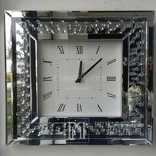 Mirror wall clock MARTIN
