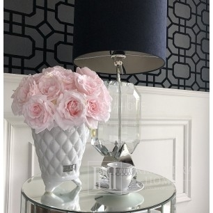 Donica ceramiczna biała Precious Lene Bjerre 15 cm