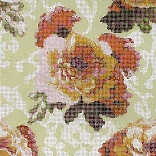 Mozaika szklana Fleur