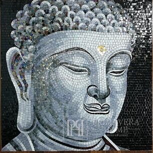 Glass mosaic Image from the BUDDA