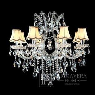 Żyrandol kryształowy glamour nowojorski MARIA TERESA S
