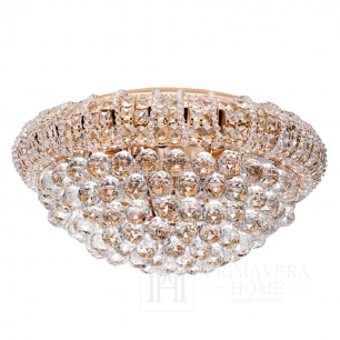 Glamour-style plafond with PALACE A crystals