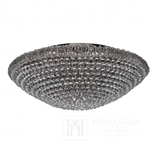 Glamour-style plafond with PALACE C crystals