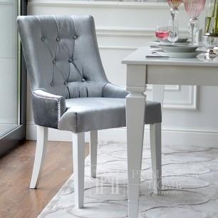 Glamour-Stuhl mit Klopfer, modern TIFFANY