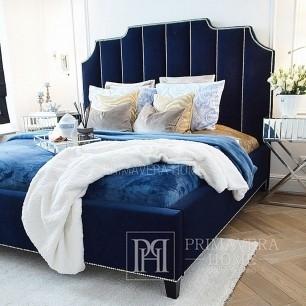New York Bett Glamour gepolstert modern APOLLO