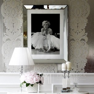 Mirror frame painting glamour style MARILYN MONROE gift for her