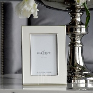 Photo frame with a silver Lene Bjerre frame