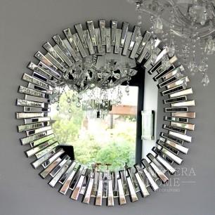 Dekorativer Spiegel im New Yorker Stil Glamour ENEA
