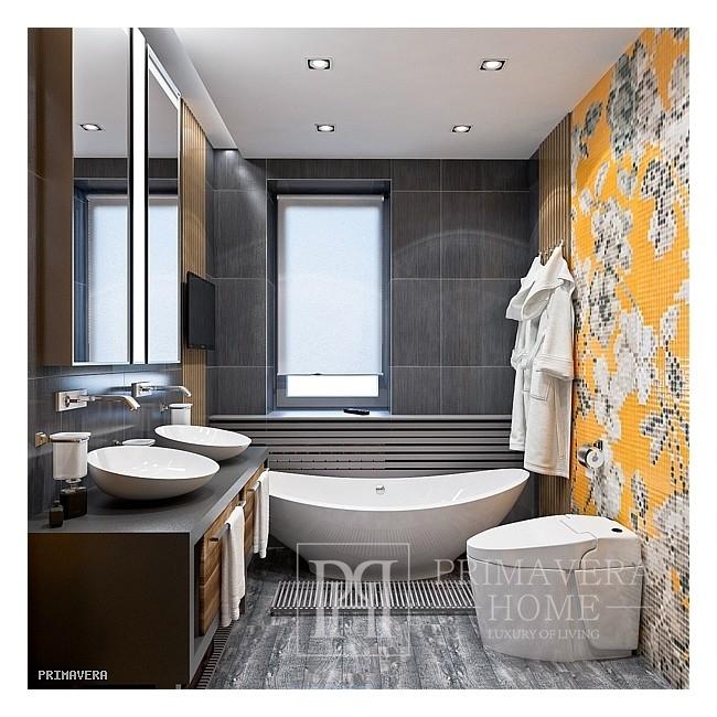 Mozaika szklana Hanami Arancios Pomarańczowa