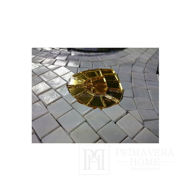 Glass mosaic Image from the BUDDA
