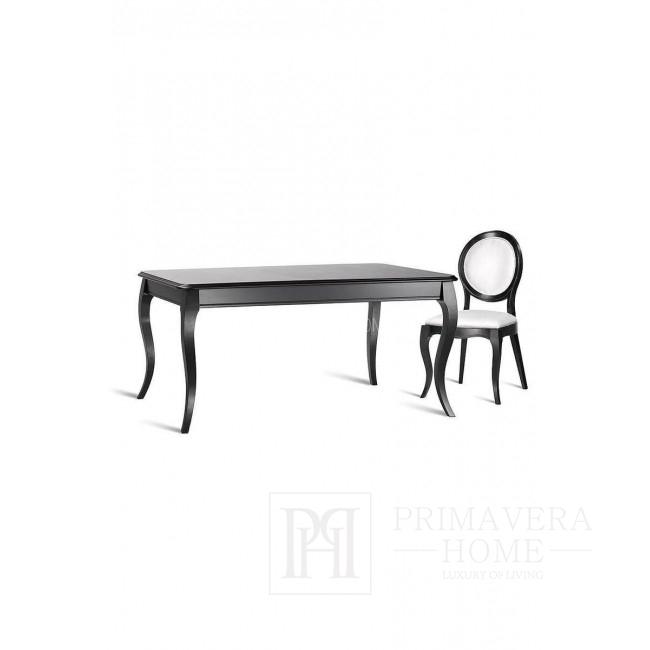 Stół drewniany klasyczny z funkcją rozkładania Evelyn