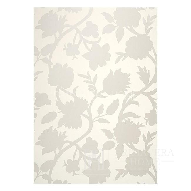 GRAPHIC RESOURCE Tapeta geometryczna w stylu nowojorskim angielskim amerykańskim BIAŁA NIEBIESKA ZIELONA GRANATOWA CZERWONA ŻÓŁTA BRĄZOWA