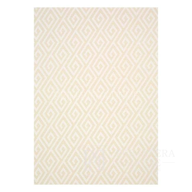 GRAPHIC RESOURCE Tapeta geometryczna w stylu nowojorskim angielskim amerykańskim BIAŁA KREMOWA NIEBIESKA ZIELONA GRANATOWA ŻÓŁTA BRĄZOWA