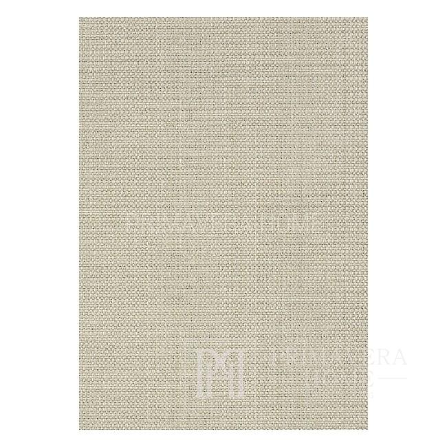 BRIDGE HAMPTON Tapeta geometryczna w stylu nowojorskim angielskim amerykańskim BIAŁA SZARA KREMOWY BRĄZOWY