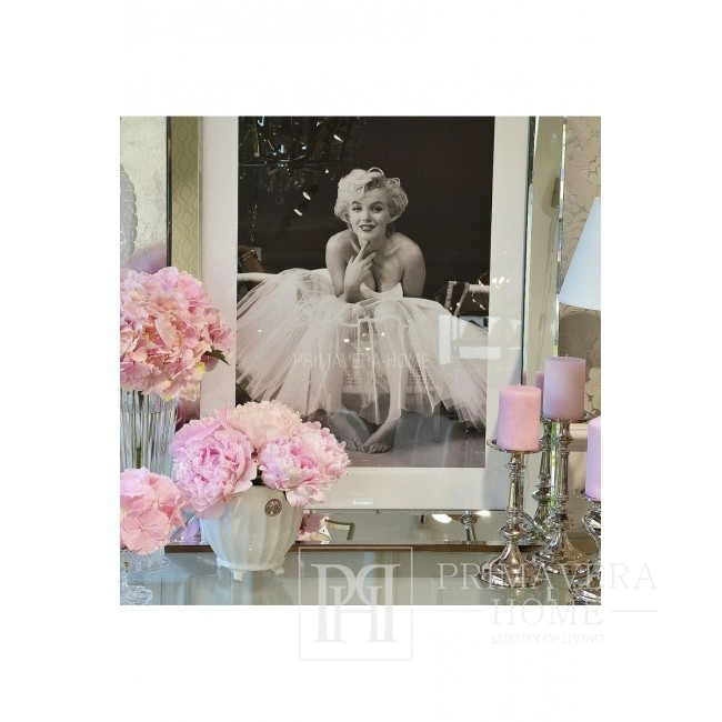 Spiegelrahmen Gemälde Glamour-Stil MARILYN MONROE Geschenk für sie