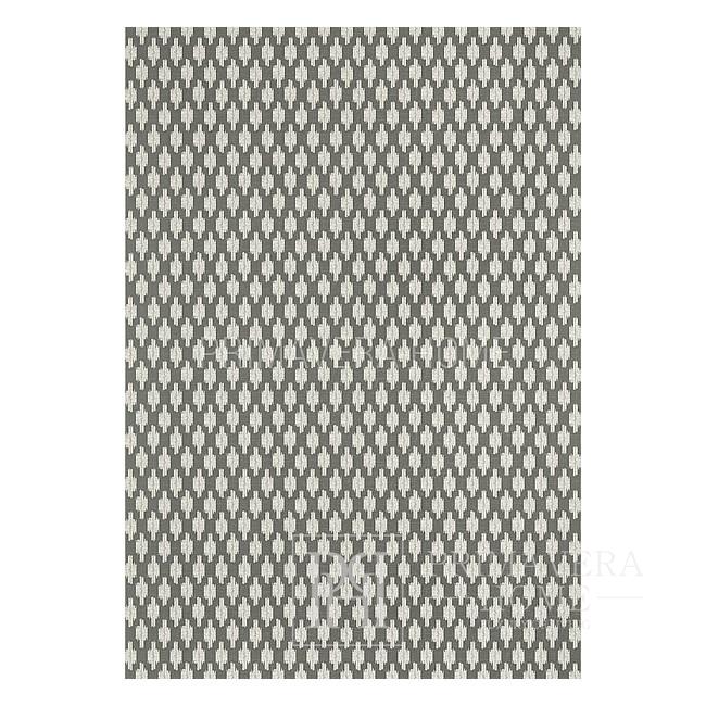 BRIDGE HAMPTON New Yorker Stil Geometrische Tapete Amerikanischer Stil Amerikanischer Stil WEISS Schwarz ROT BLAU GRÜN